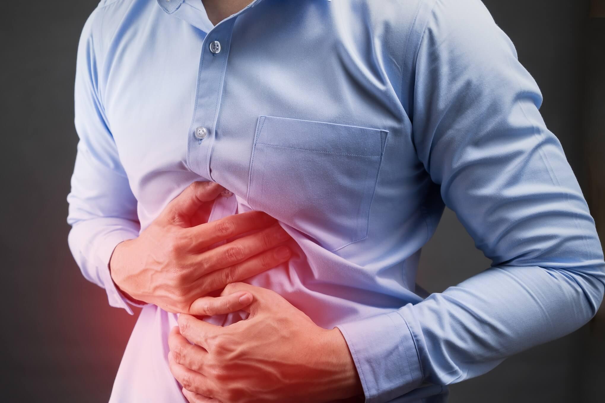 Durere de colon - aciditate