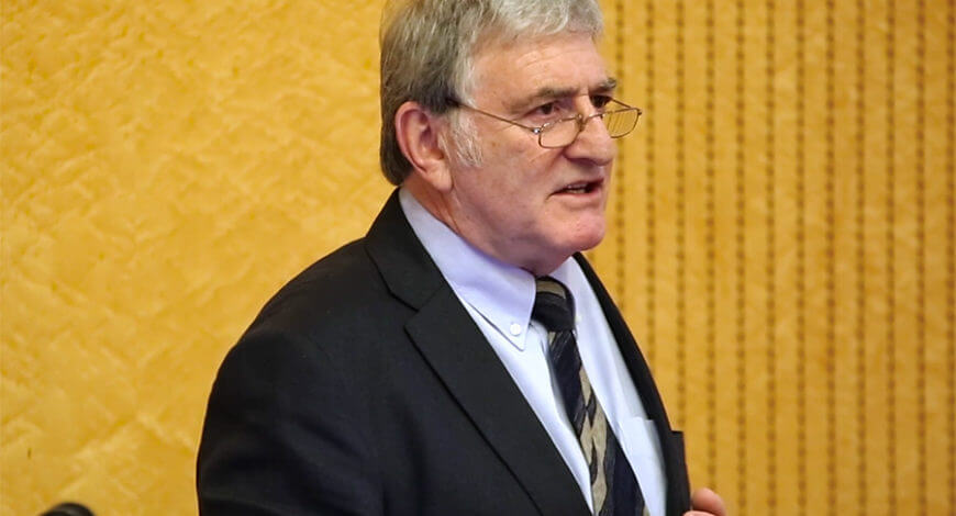 Prof Dan Burke - Conferinta Salvestrol