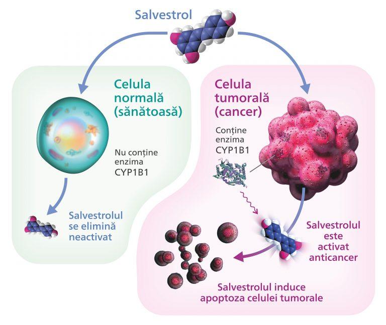Salvestrol, tratament naturist anti-cancer