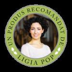 Produs recomandat de Ligia Pop