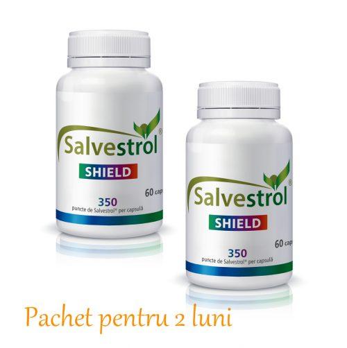 Salvestrol Shield Pachet 2 luni