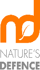 logo nature's defence