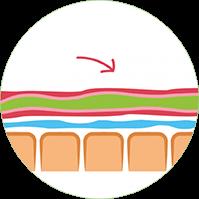 Vitamunda detoxifierea colonului-Biofilmul se dilata