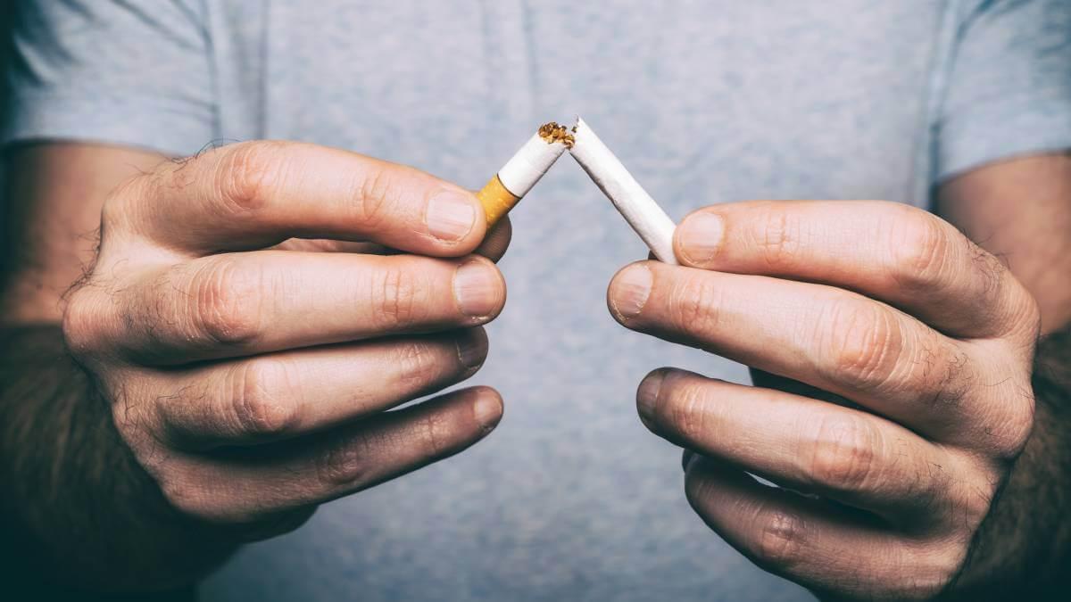 Renunta la fumat