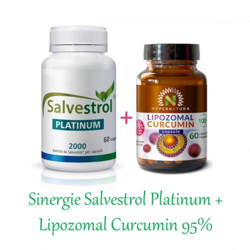 Sinergie Platinum + Curcumin