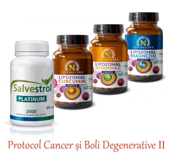Protocol Cancer și Boli Degenerative II