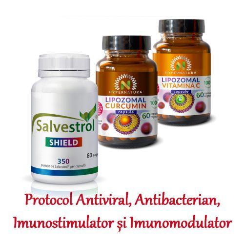 Protocol Antiviral Antibacterian